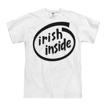 Men's Irish Inside T-shirt