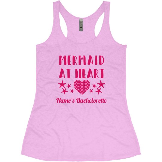 Mermaid At Heart Bachelorette