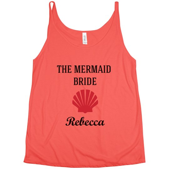 Mermaid Beach Bride