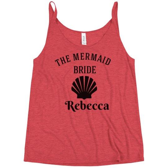 Mermaid Beach Bride