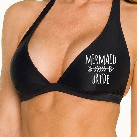Mermaid Bride Bikini