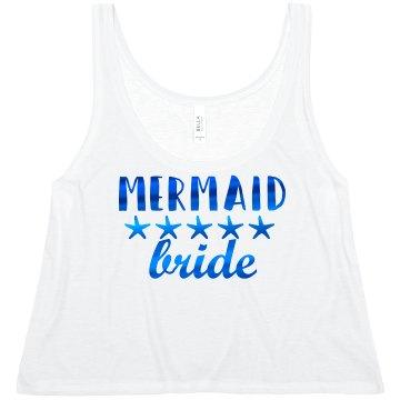 Mermaid Bride crop