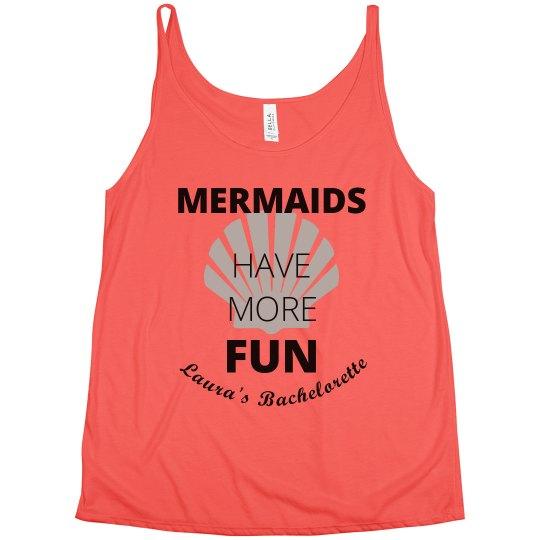 Mermaid Fun Bachelorette