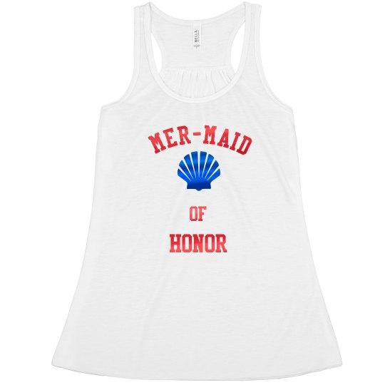 Mermaid of Honor Bridal Party