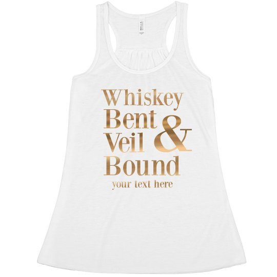 Metallic Whiskey Bent & Veil Bound