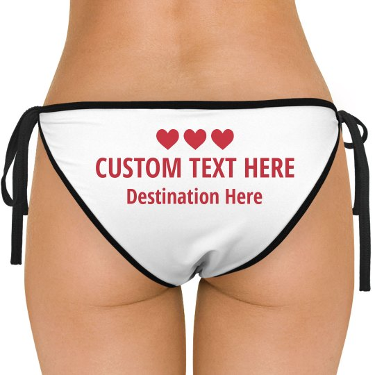 Mexican Honeymoon Bikini