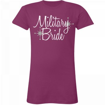 Military Bride Tee