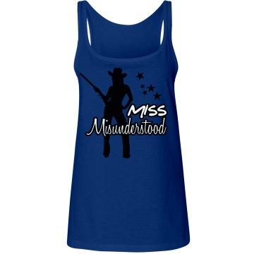 Miss Misunderstood