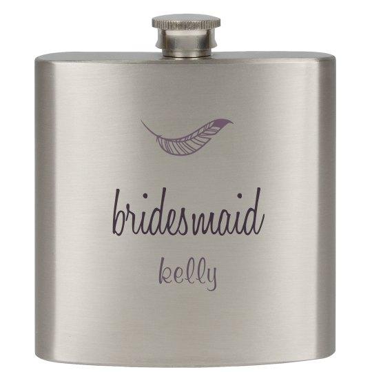 Modern Bridesmaid