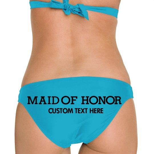 MOH Logo Bikini