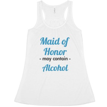 MOH may contain alcohol