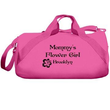Mommy's Flower Girl Tropi