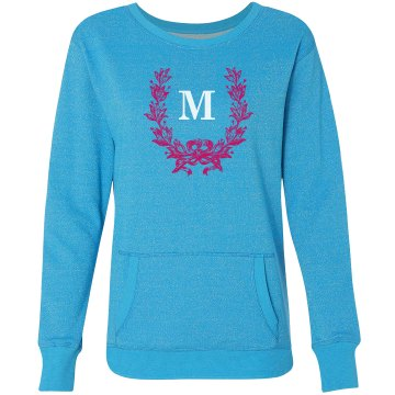 Monogram Bride Sweater