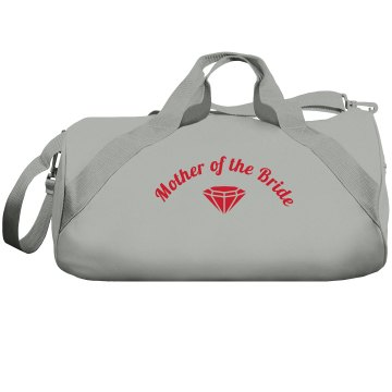 Mother of Bride Duffel Bag