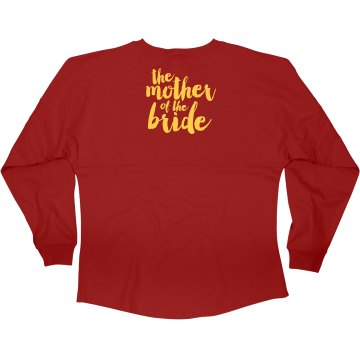 Mother of Bride Jersey