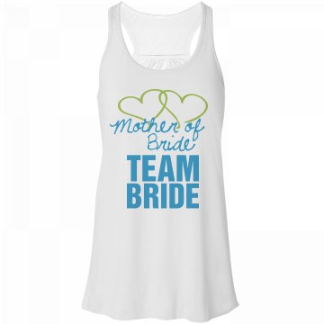 mother of bride team brid