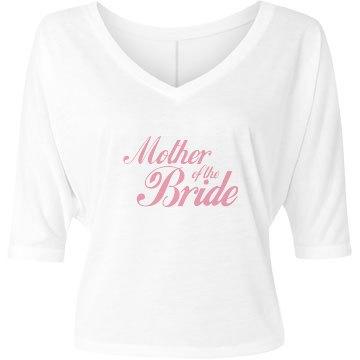 Mother of Bride Tshirt