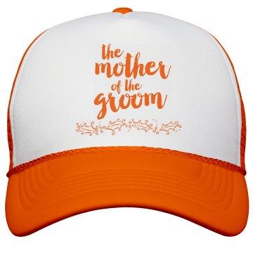 Mother of Groom Hat