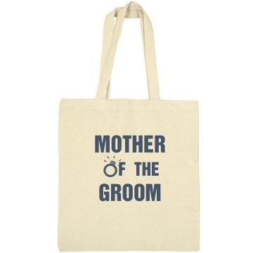 Mother of the Groom Tote
