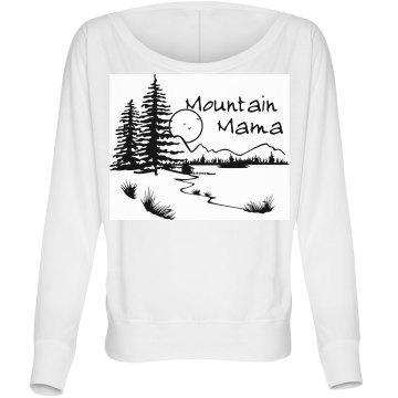 Mountain mama long sleeve