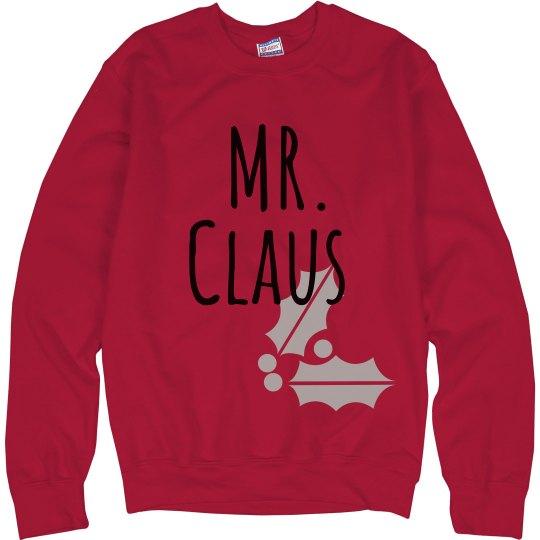 MR. CLAUS Sweater
