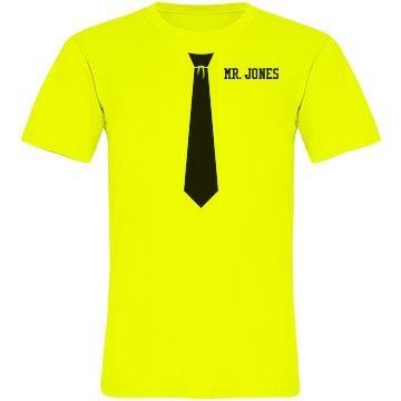 Mr. Jones Honeymoon Tee