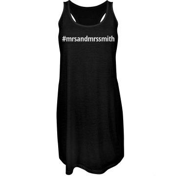 #mrandmrsyournamehere