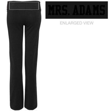 Mrs. Adams Sweats