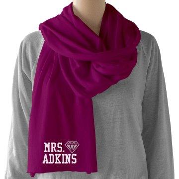 Mrs. Adkins Diamond