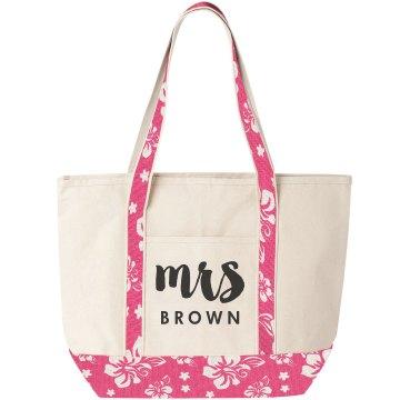 Mrs. Brown Script