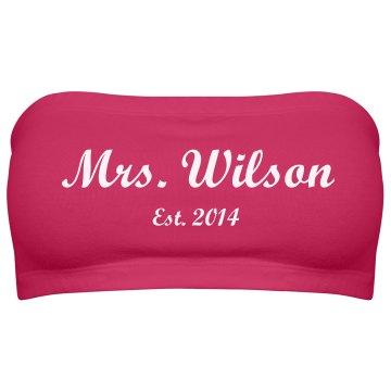 Mrs. Established