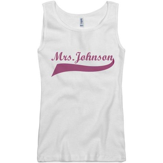 Mrs. Johnson