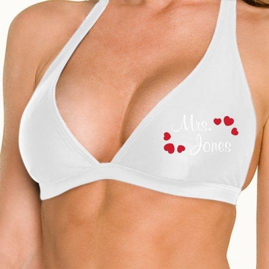 Mrs Jones Bikini Top