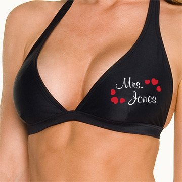 Mrs Jones Bikini Top