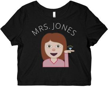 Mrs. Jones Emoji