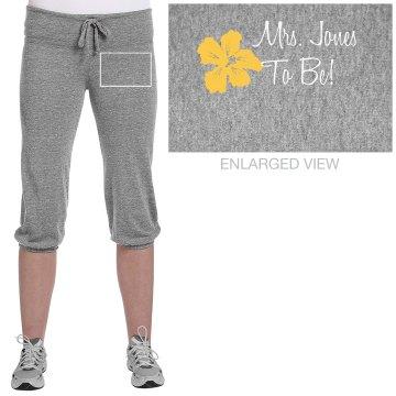 Mrs. Jones To Be