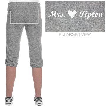 Mrs. Tipton w/Heart