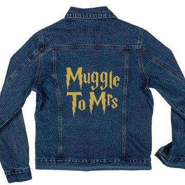 Muggle to Mrs Denim Jacket