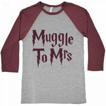 Muggle To Mrs Raglan