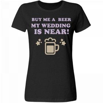 My Wedding Is Near