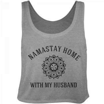 Namastay Home With My Husband Today