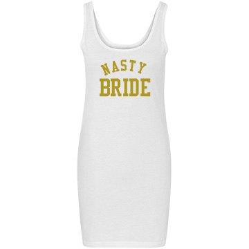 Nasty women become nasty brides