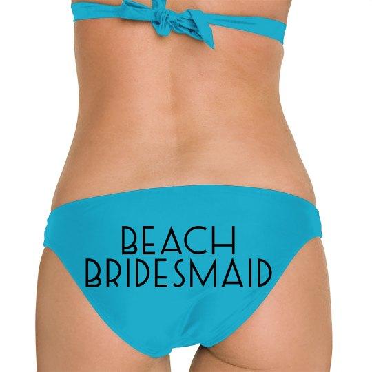 Nauti Beach Bridesmaid