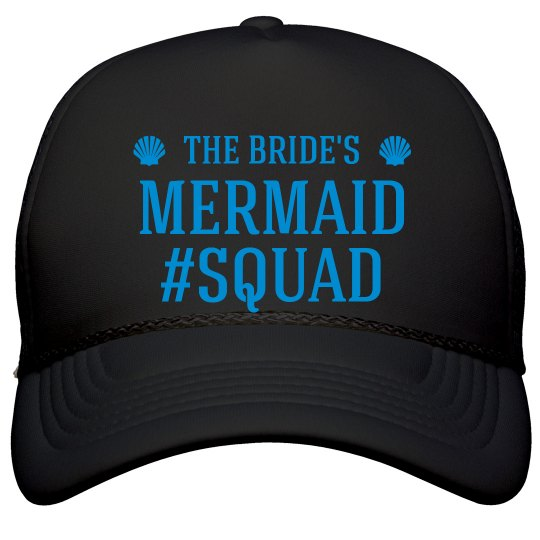 Neon Brides Mermaid Squad