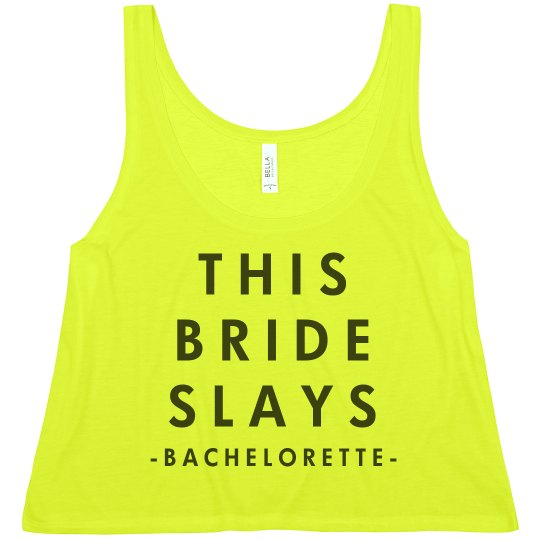 Neon This Bride Slays