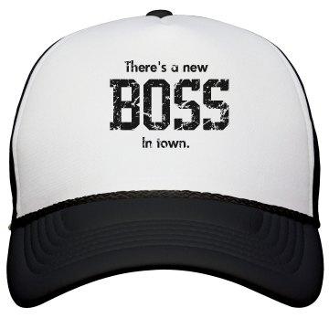 New Boss Mrs. Hat