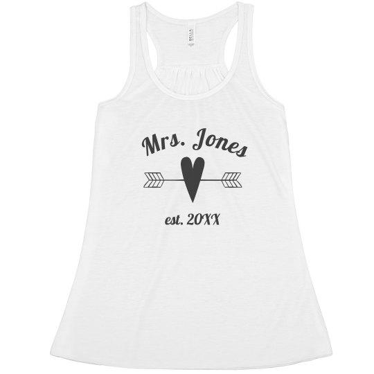 New Mrs. Heart