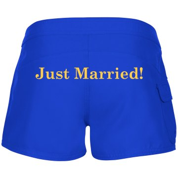 Newlywed Custom Swimwear