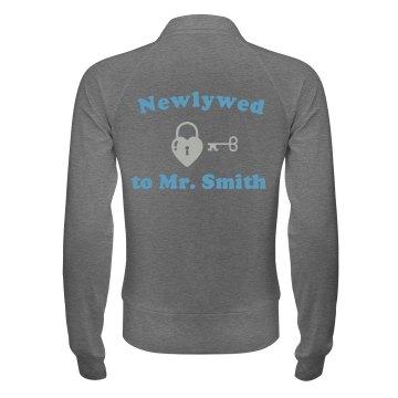 Newlywed Lock N Key