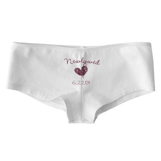 Newlywed Panties